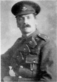 Private Fred Dancox VC