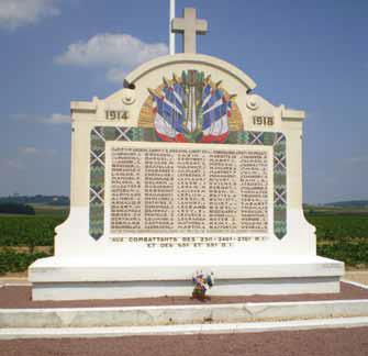 Villeroy Mass Grave
