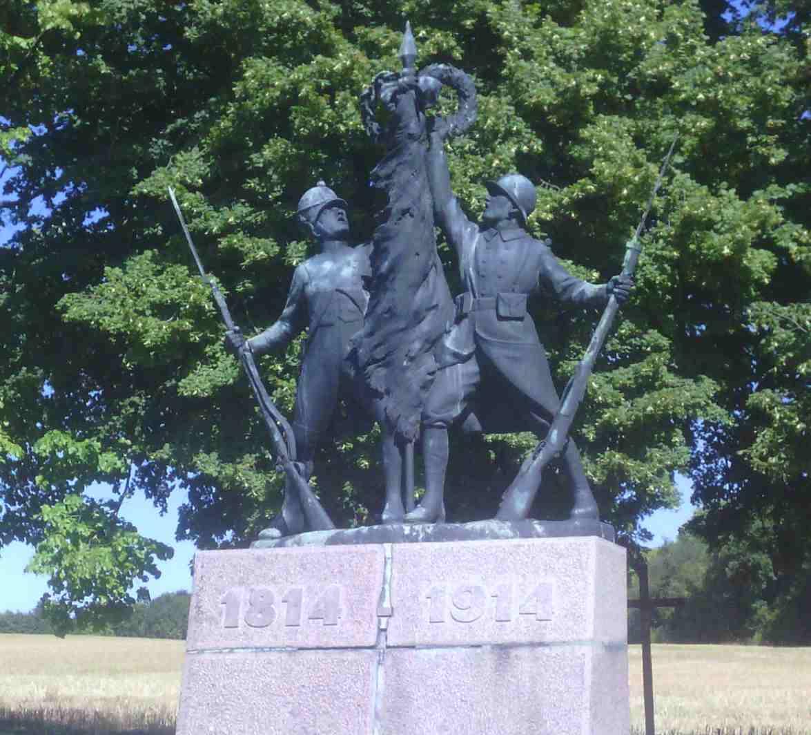 1814 and 1914 memorial