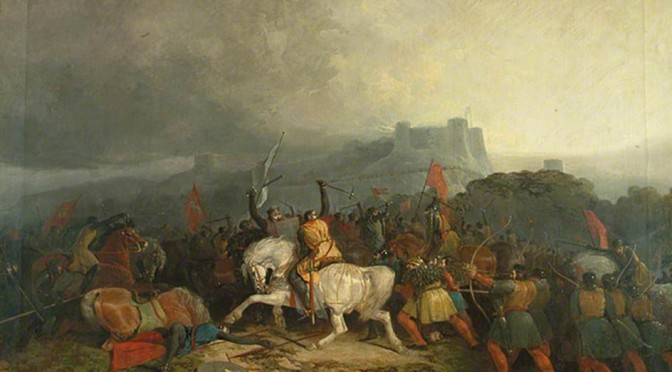 14 May 1264 Battle of Lewes