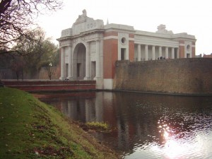 The Menin Gate today