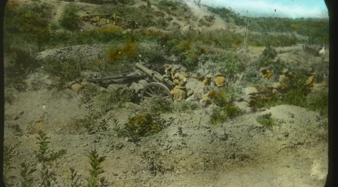 """British ANZACs"" – Gallipoli Gunners"