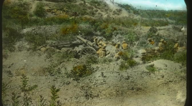 """British ANZACs"" – Gallipoli Gunners"