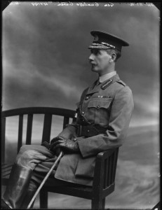 Brigadier C Cunliffe Owen CBR DSO (National Portrait Gallery)