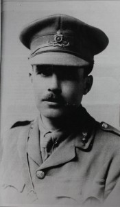 Captain William Lawrence Bragg RHA