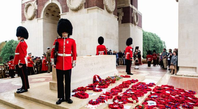 The Overlooked Remembrance – the British Army Learns Lessons from the Somme