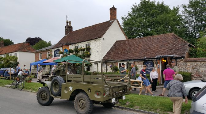 Aldbourne's War Dead and Easy Company's Band of Brothers