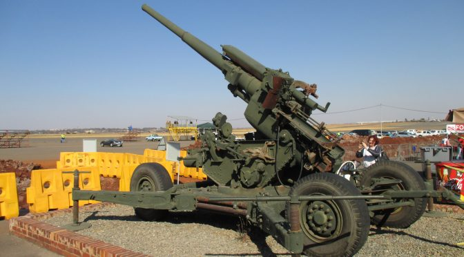 THE BRITISH 3.7 INCH HEAVY AA GUN – TWO CASE STUDIES OF INNOVATION IN WAR.(OR NOT)