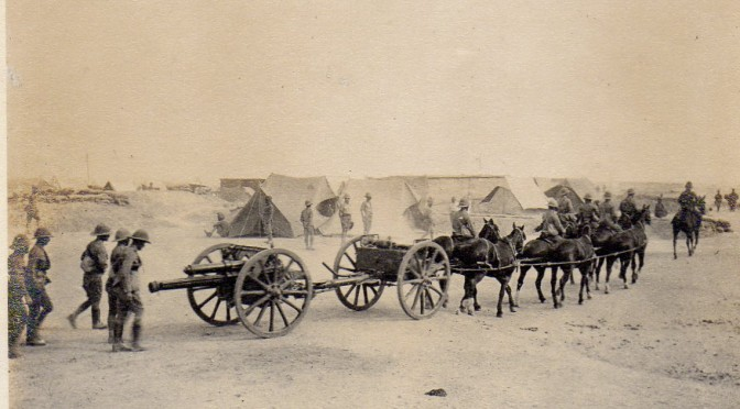 Ctesiphon – the Turning Point in the 1915 Mesopotamia Expedition