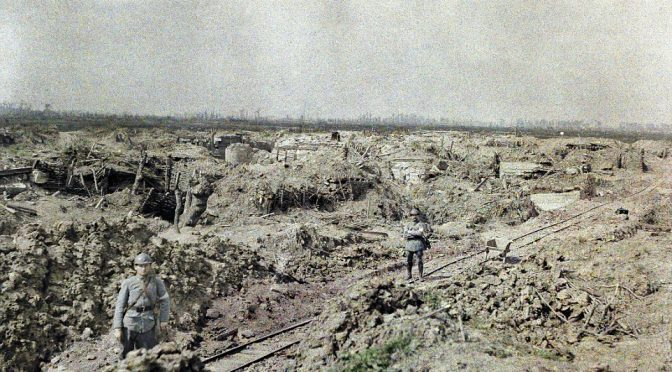 The forgotten soldiers of Passchendaele – the French First Army