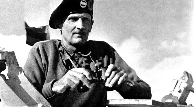 TEN THINGS YOU MIGHT NOT KNOW ABOUT FIELD MARSHAL BERNARD MONTGOMERY